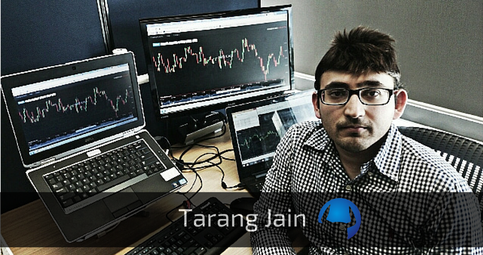 Trade View Trader Profile Tarang Jain