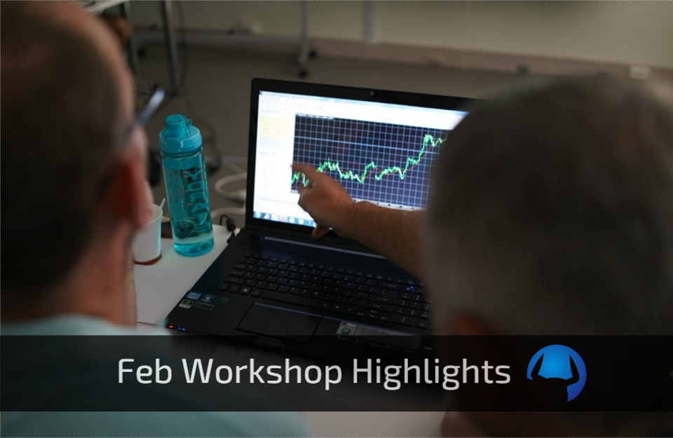 February 2017 Intermediate Trading Workshop Highlights
