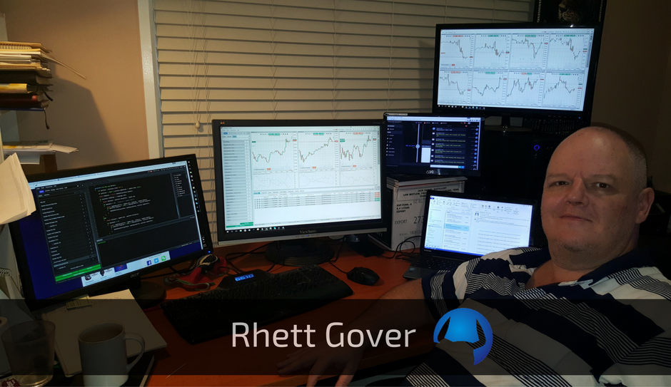 Trade View Trader Profile Rhett Gover
