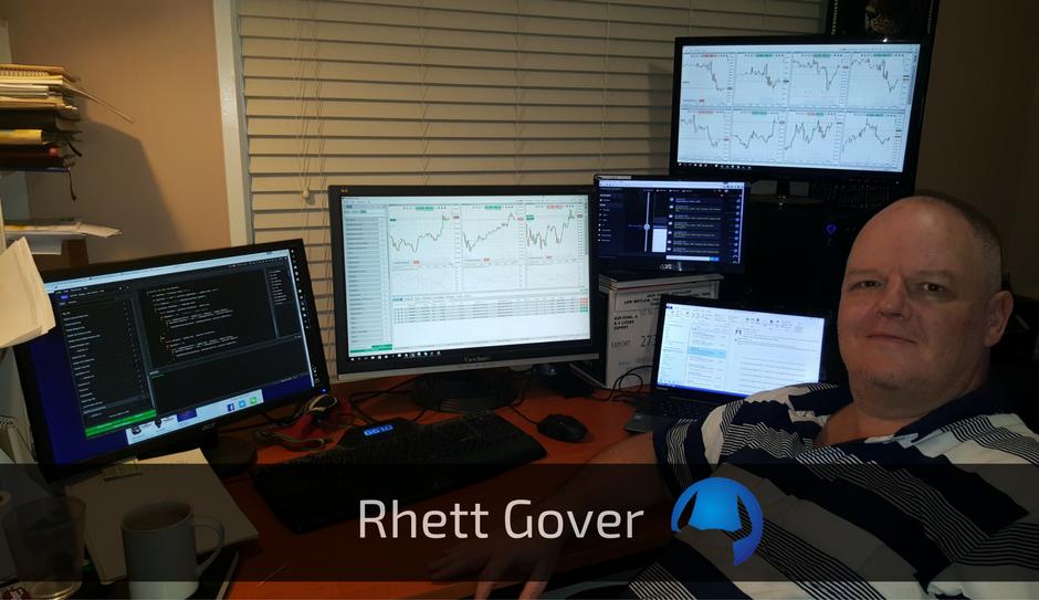 Forex trader profile