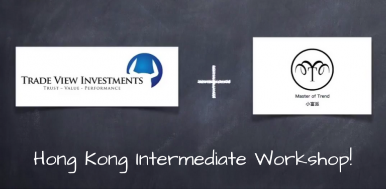 Trade View Hong Kong Intermediate Trading Workshop
