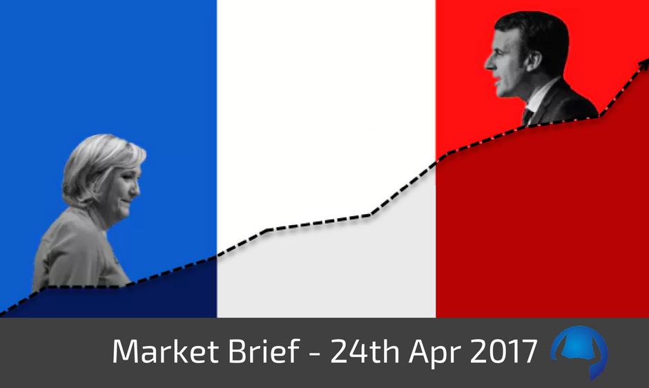 Trade View Market Brief - 24th Apr 2017