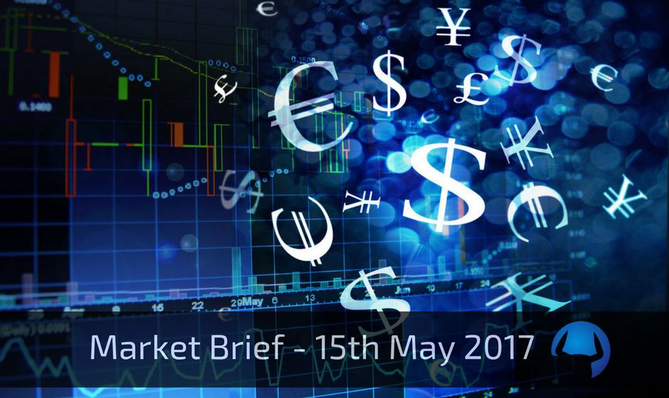 Market Brief – Monday 15th May 2017