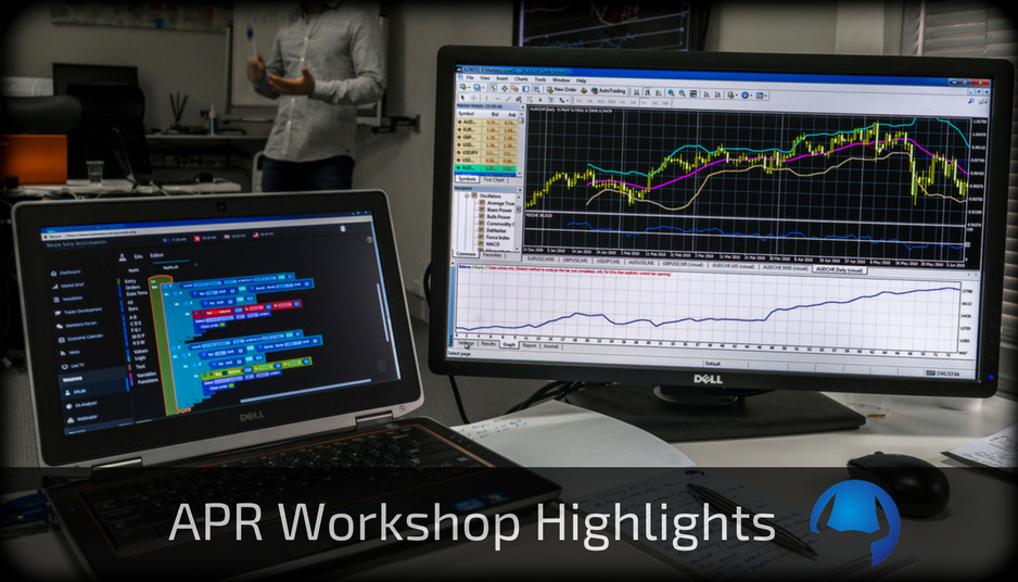 April 2017 Intermediate Trading Workshop Highlights
