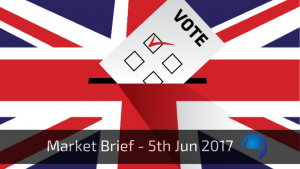 Trade View Market Brief - 5th June 2017