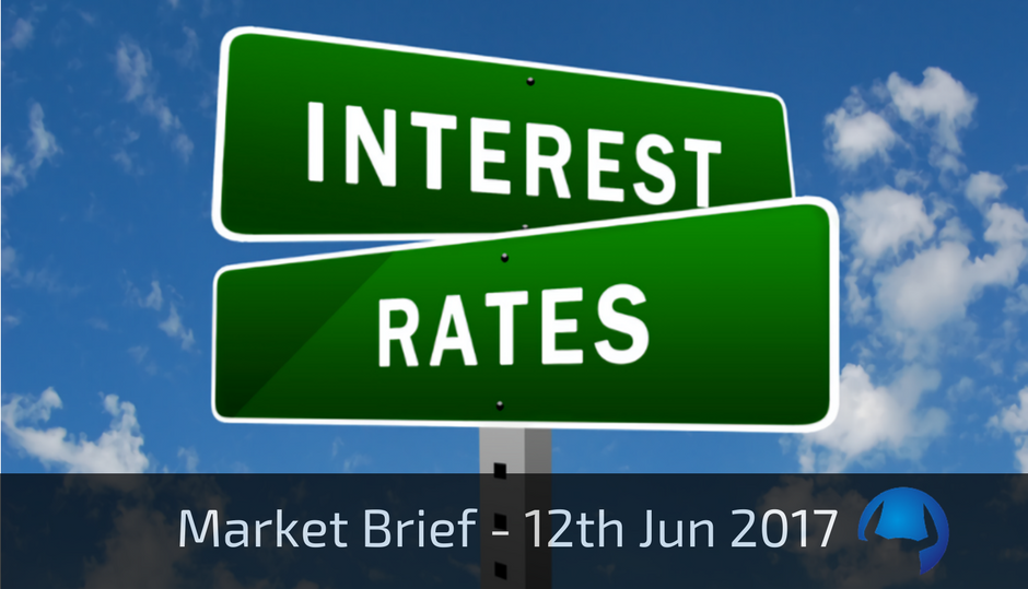 Trade View Market Brief - 12th June 2017