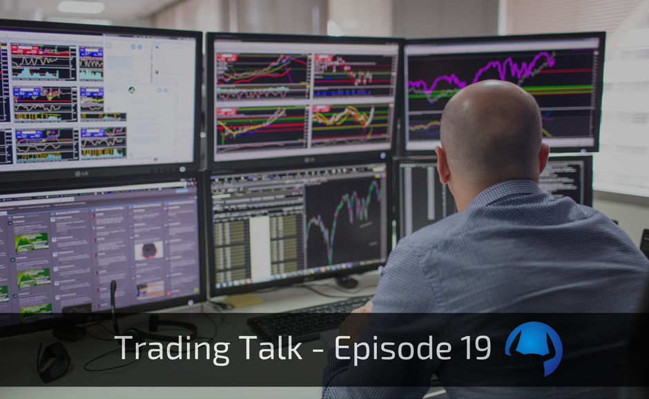 Trade View Trading Talk - Episode 19 - Building a Pin Bar Reversal