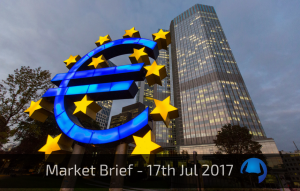 Trade View Market Brief - 17th July 2017