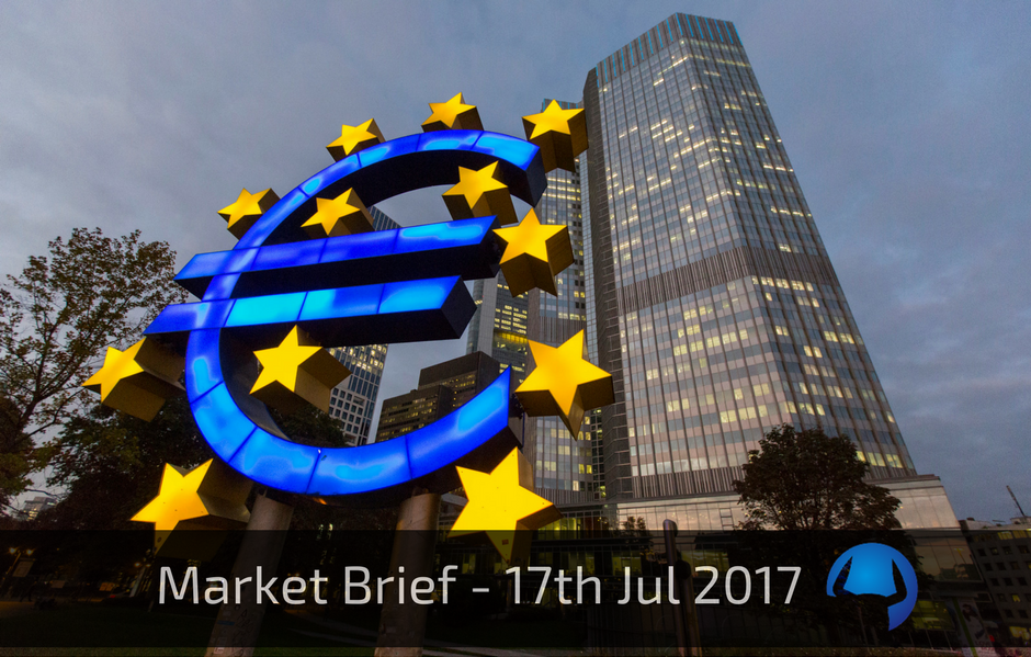 Market Brief – Monday 17th July 2017
