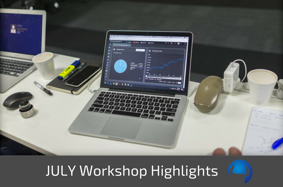 July 2017 Intermediate Trading Workshop Highlights