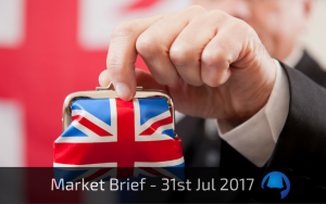 Trade View Market Brief - 31st July 2017