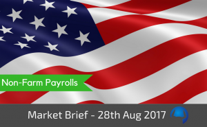 Trade View Market Brief - 28th August 2017