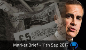Trade View Market Brief - 11th September 2017