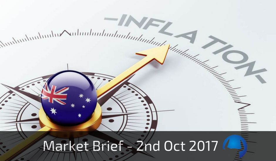 Trade View Market Brief - 2nd October 2017