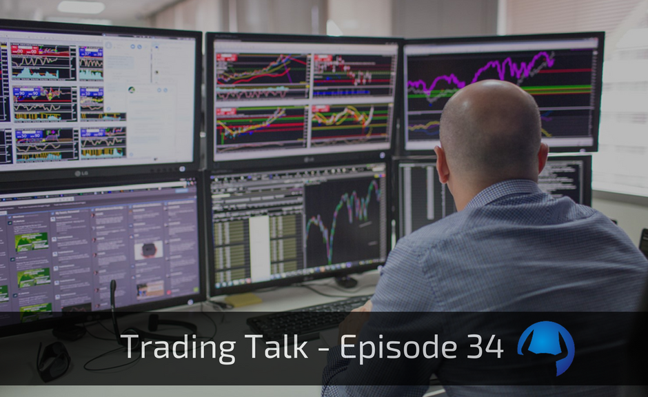 Trading Talk - Episode 34 - Building a Trailing Stop (Continued)