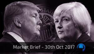 Trade View Market Brief - 30th October 2017