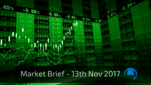 Trade View Market Brief - 13th November 2017