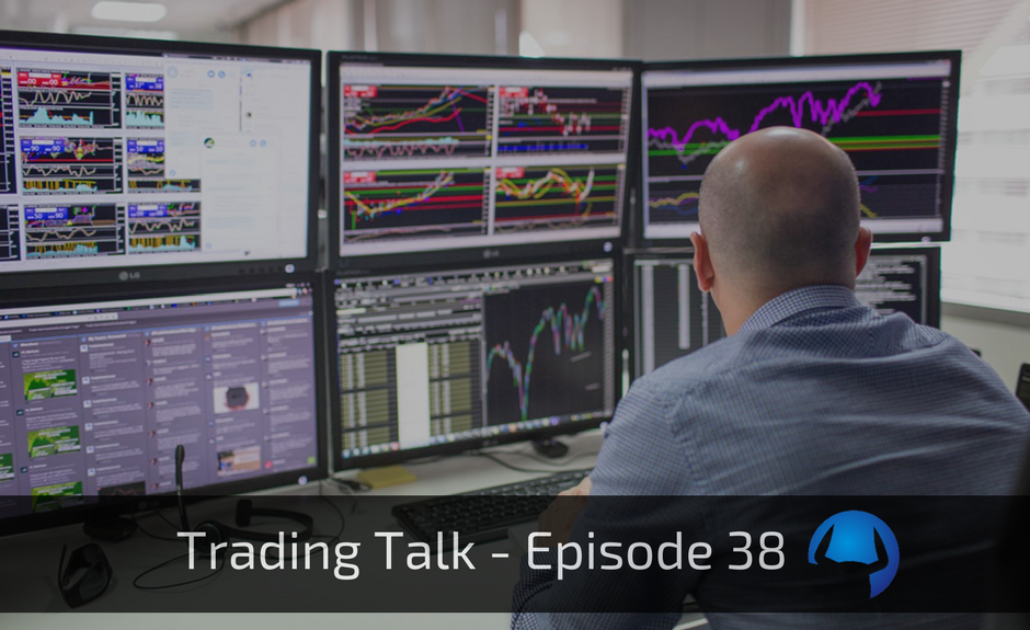 Trade View Trading Talk - Episode 38 - Simple Take Profit Strategy