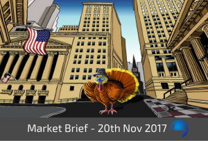 Trade View Market Brief - 20th November 2017