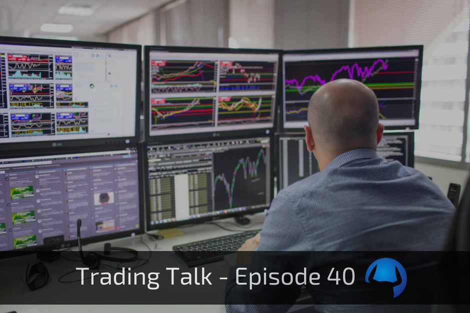 Trade View Trading Talk - Episode 40 - One Entry Rule with Multiple Exits