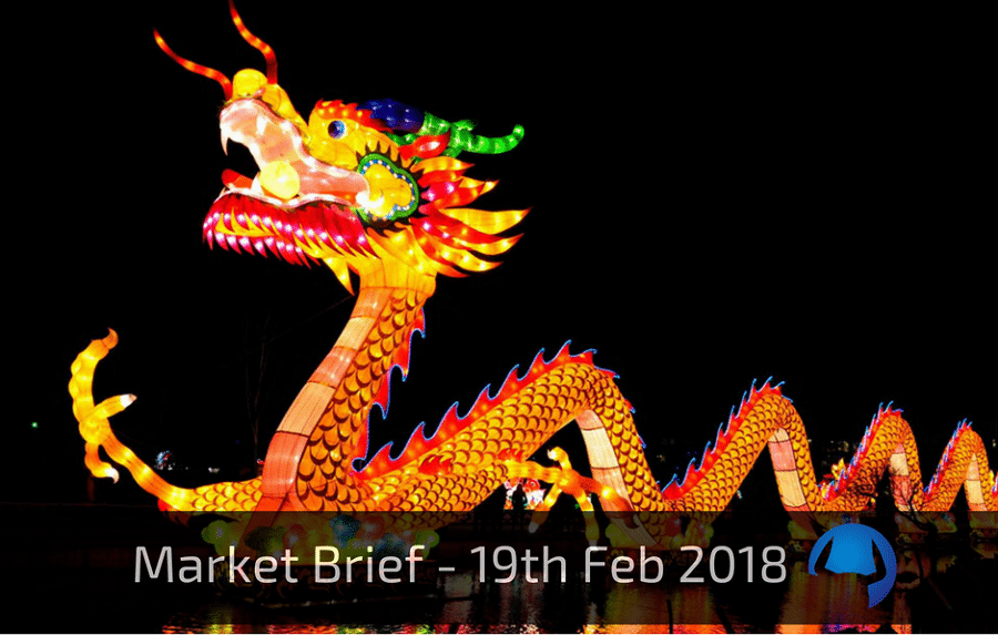 Trade View Market Brief - 19th February 2018