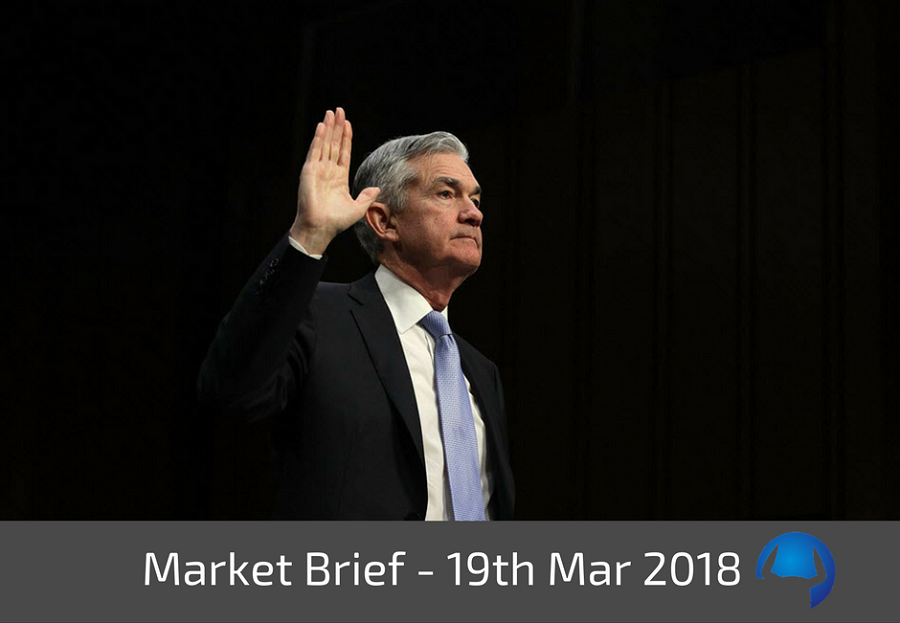Trade View Market Brief - 19th March 2018