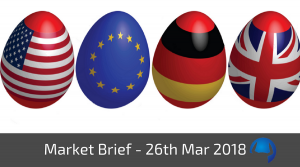 Trade View Investments Weekly Market Brief 26th March 2018