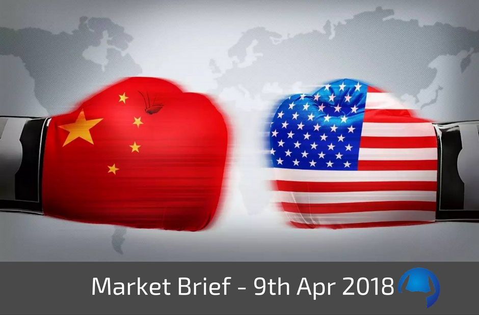 Trade View Investments Weekly Market Brief 9 April 2018