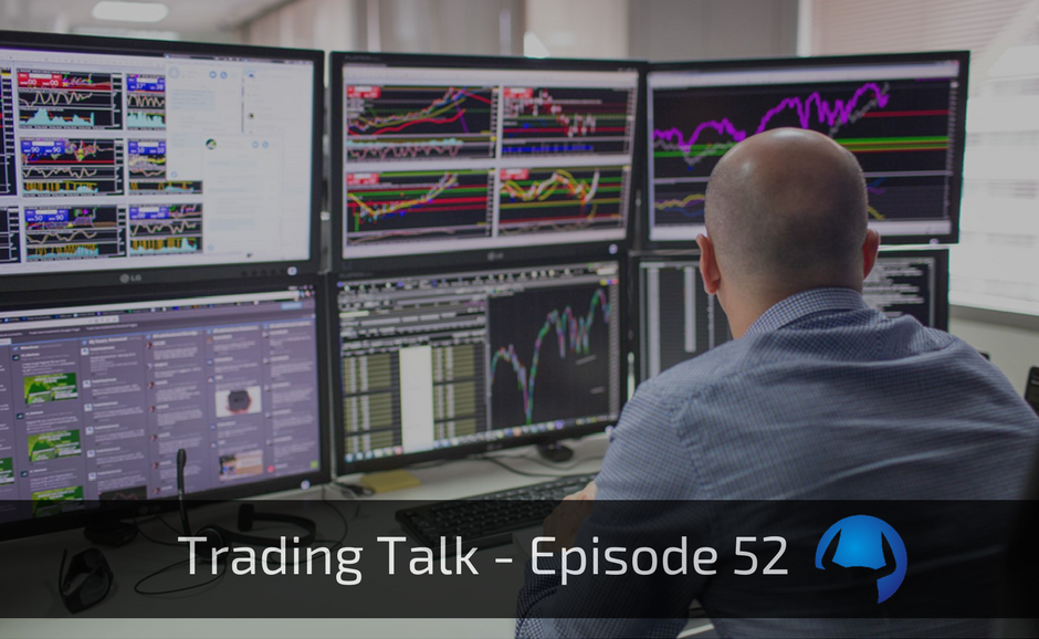 Trade View Trading Talk - Episode 52 - Reversal Entry with Trend Exit