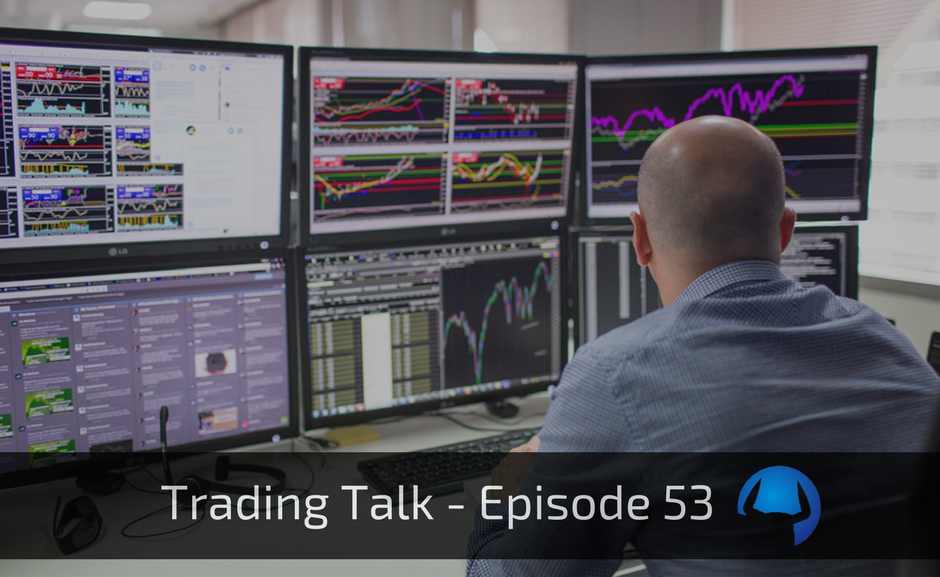 Trade View Trading Talk - Episode 53 - Inside Bar Breakout