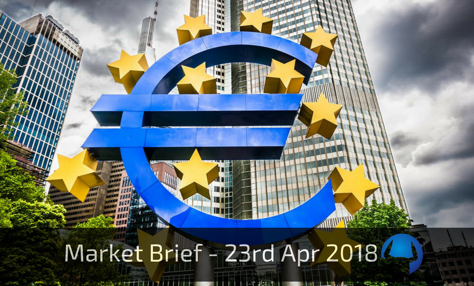 Trade View Investments Weekly Market Brief 23 April 2018