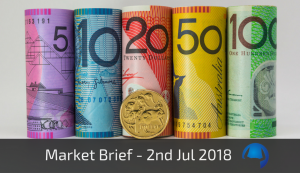Trade View Investments Weekly Market Brief 2nd July 2018