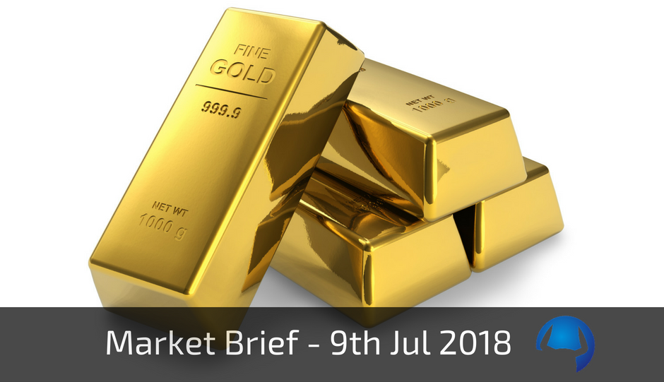 Trade View Investments Weekly Market Brief 9th July 2018