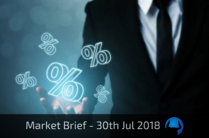Trade View Investments Weekly Market Brief 30 Jul 2018