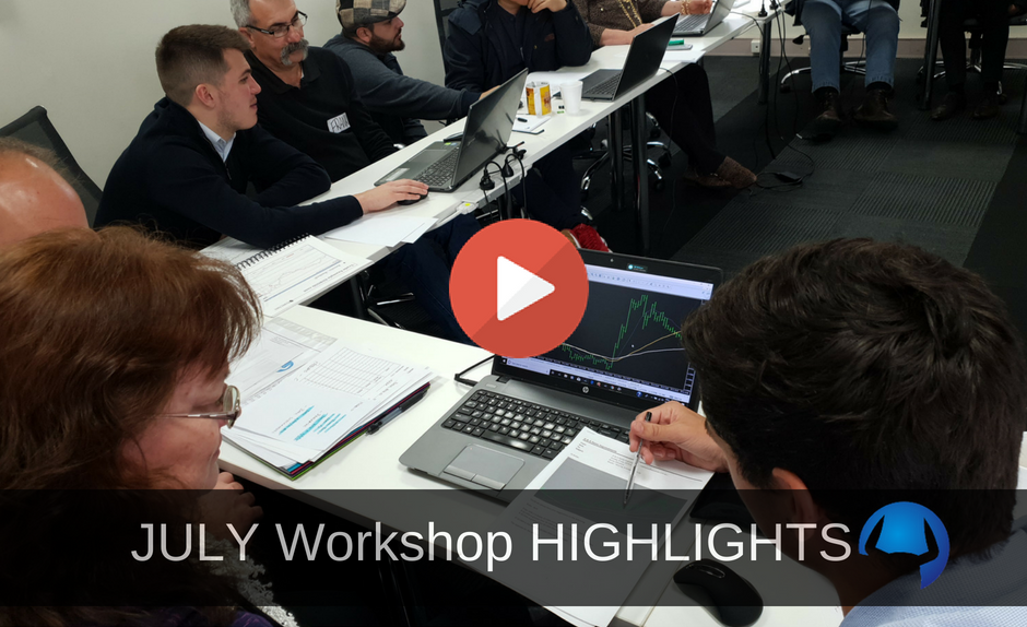 July 2018 Intermediate Trading Workshop Highlights