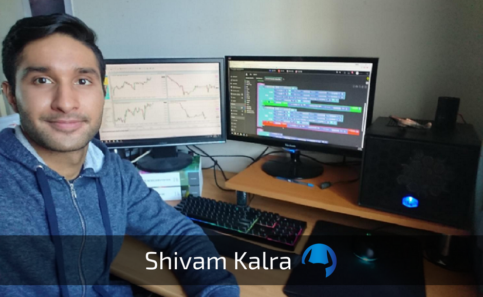 Trade View - Trader Profile - Shivam Kalra