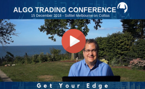 Trade View Algo Trading Conference 2018 Kevin Davey