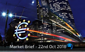 Trade View Weekly Market Brief 22nd October 2018