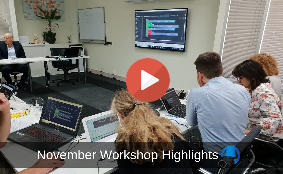 November 2018 Intermediate Trading Workshop Highlights