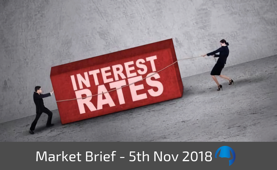 Trade View Market Brief - 5th November 2018