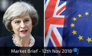 Trade View Market Brief - 12th November 2018