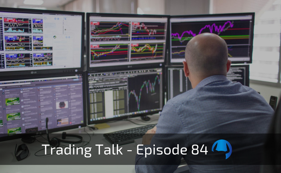 Trade View Trading Talk Episode 84 - Building ATR Stops in EA Lab