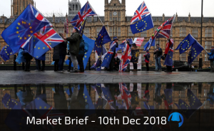 Trade View Investments Weekly Market Brief 10th December 2018