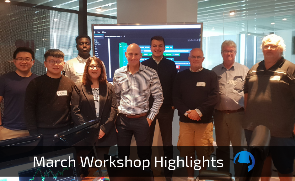 March 2019 In-House Systems Building Highlights