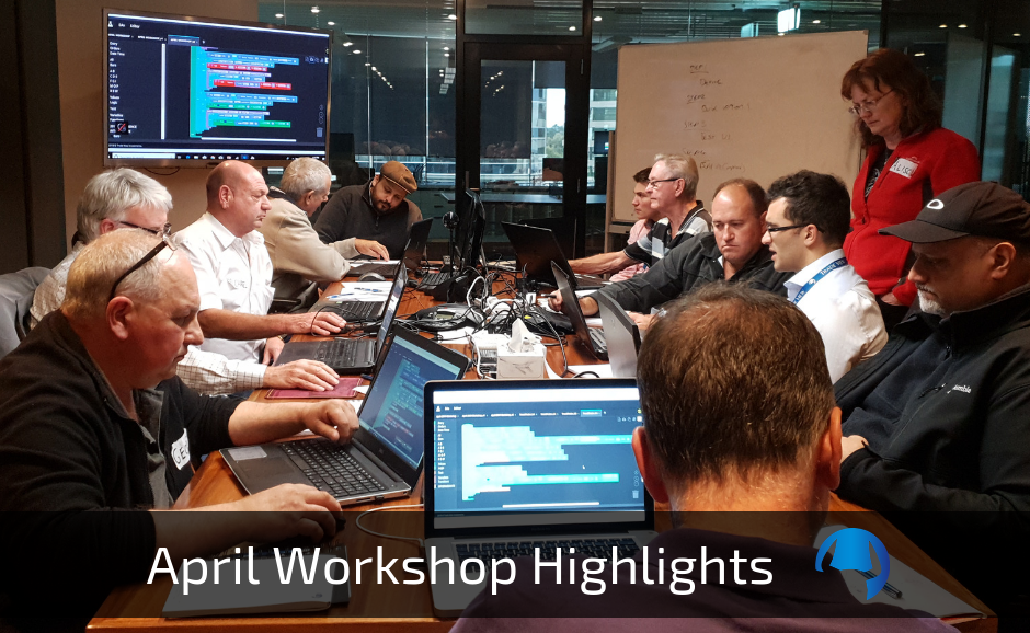 April 2019 In-House Systems Building Highlights