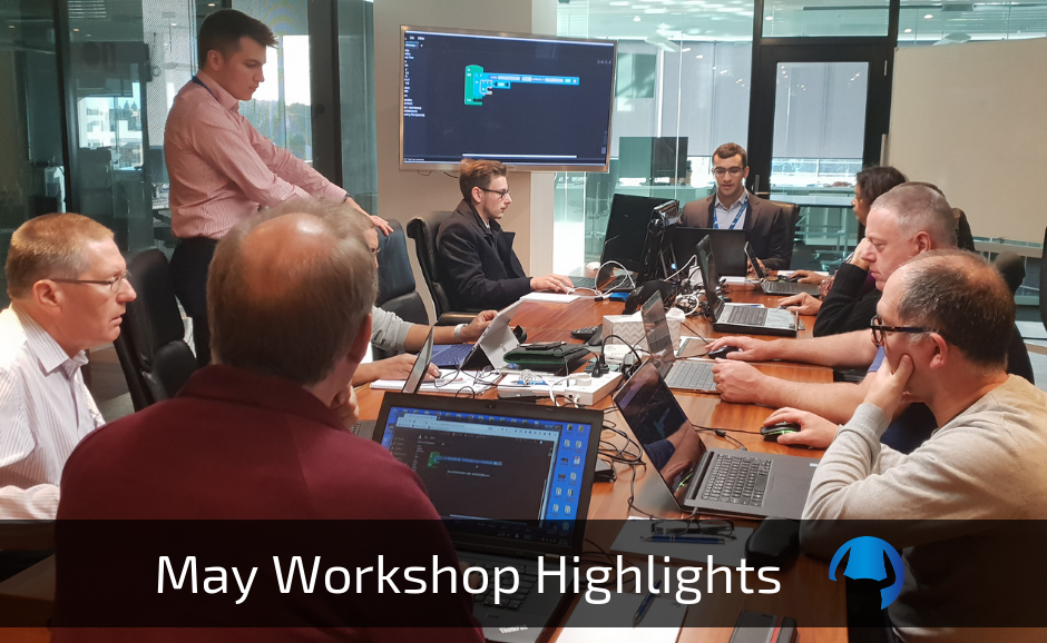 May 2019 In-House Systems Building Highlights