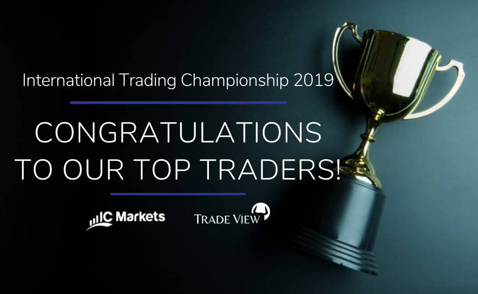 International Trading Championship 2019 –  Official Winners