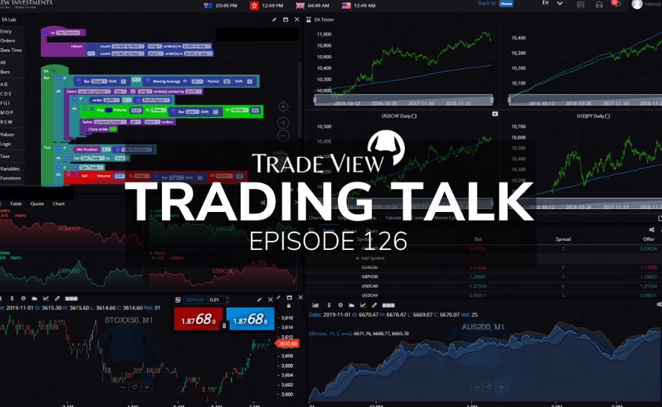 Trading Talk Episode 126 – Alternative Entries 3