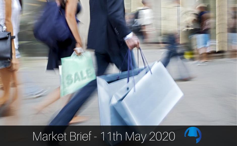 WEEKLY MARKET BRIEF - 11 MAY 2020