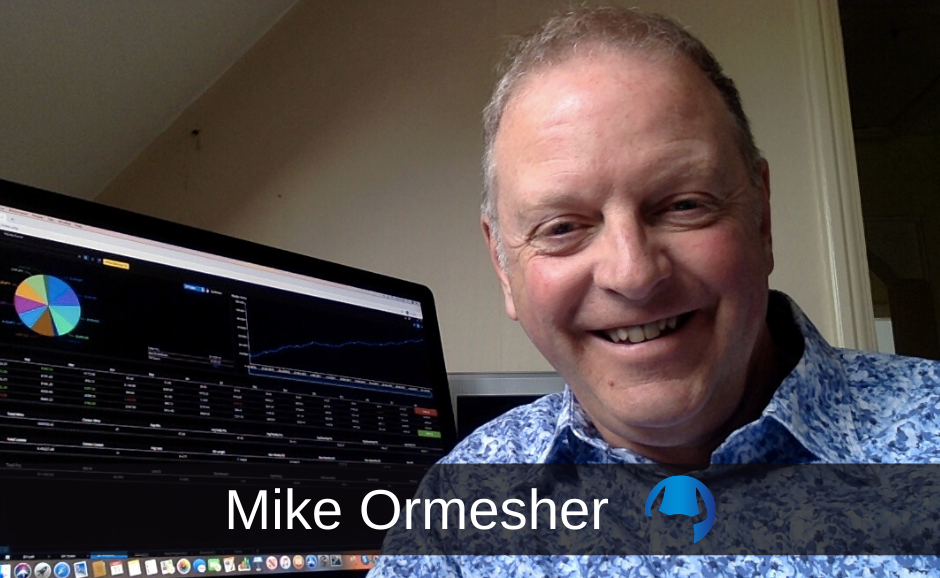 Edit Subject Trader Profile - Mike Ormesher